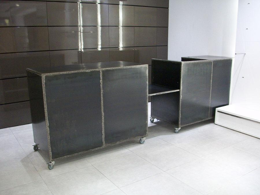 comptoir caisse boutique finest comptoir caisse moderne boutique de design comptoir caisse. Black Bedroom Furniture Sets. Home Design Ideas